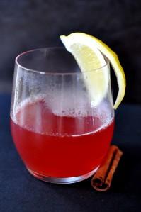 karstais vitamīn dzēriens