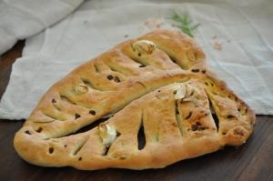 Fougasse maize