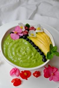 Zaļais smūtijs